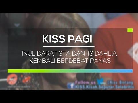 Inul Daratista Dan Iis Dahlia Kembali Berdebat Panas - Kiss Pagi