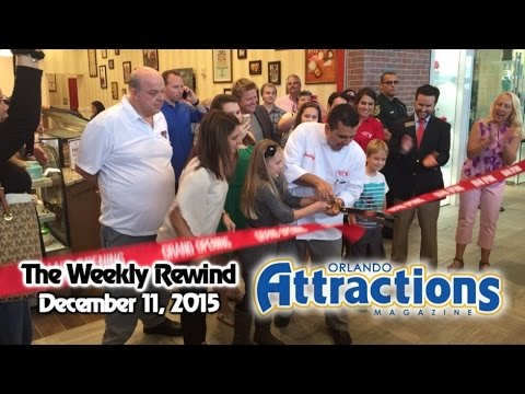 The Weekly Rewind @Attractions - Carlo