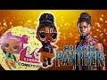 DIY LOL Surprise Doll Custom Princess Shuri Black Panther Movie