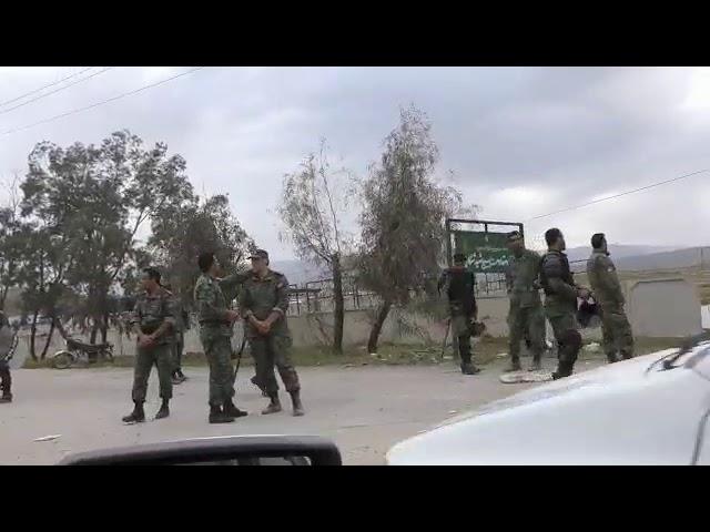 Iran, a Pol Dokhtar ville sinistrée, le régime dépêche des Pasdaran pour réprimer