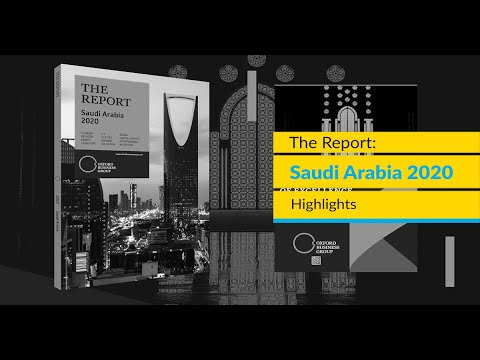 Highlights from The Report: Saudi Arabia 2020