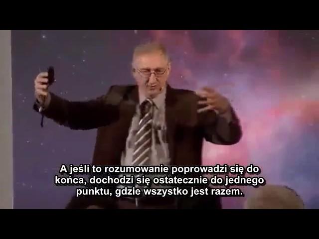 Walter Veith - Dewolucja i kreacjonizm cz.1