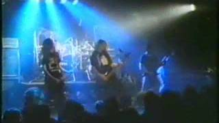 Gorefest 1991   Putrid Stench of Human Remains Live at Willem II