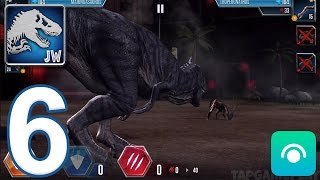 Jurassic World: The Game - Gameplay Walkthrough Part 6 - Level 9-10 (iOS, Android)