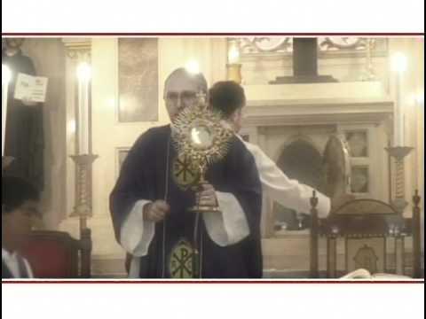 Canção Paroquial - Pe Eugênio Pacelli Sj - Paróquia de Cristo Rei