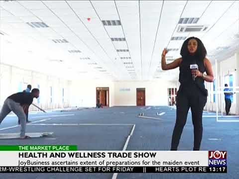 National ID Cards Distribution - The Market Place on Joy News (23-5-18)