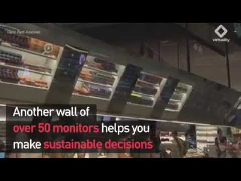 Virtuality - Pick up your groceries in Milan