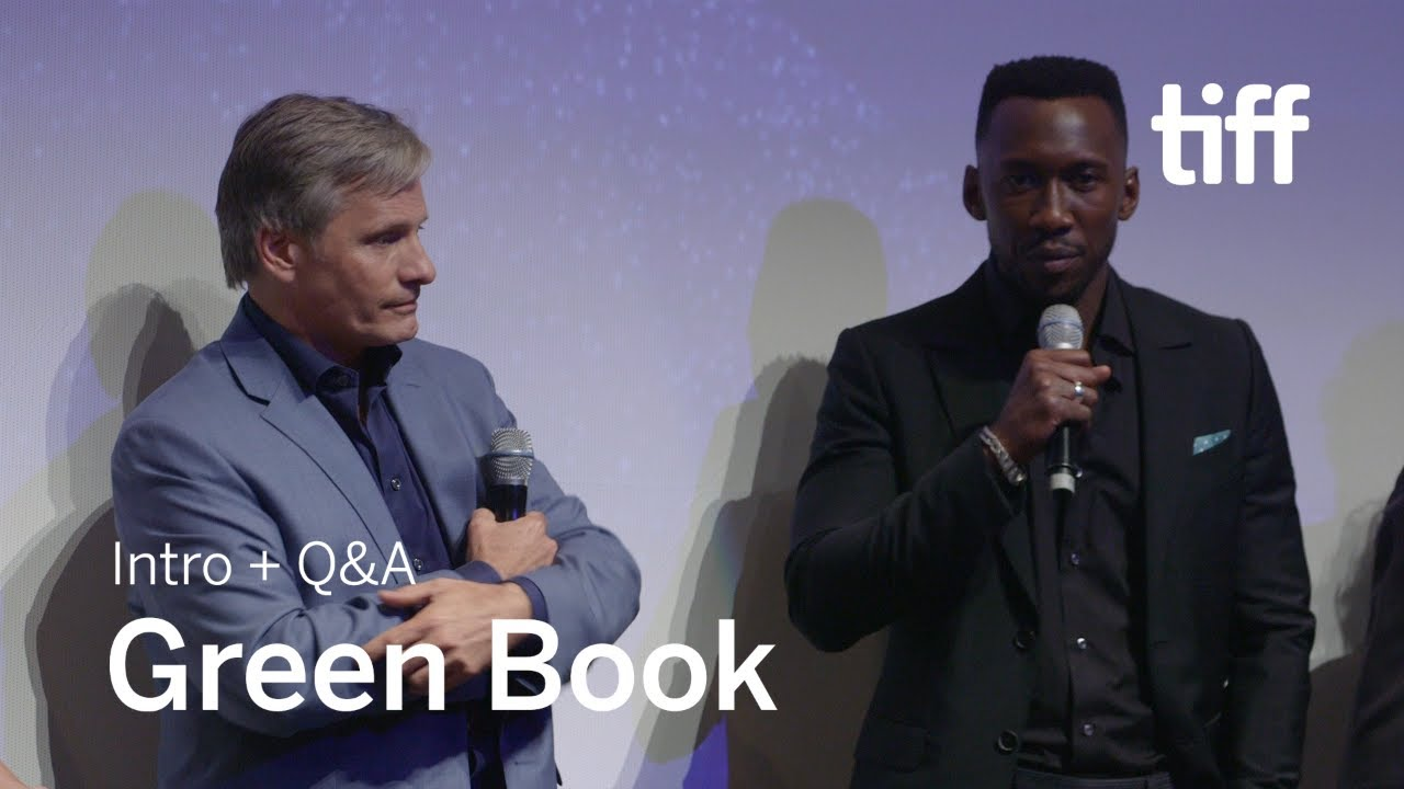 Green Book Cast And Crew Q A Tiff 2018 Youtube