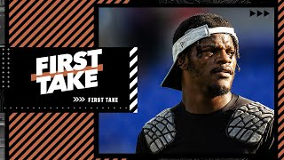 Does Lamar Jackson need to make a deep playoff run? Stephen A. and Max debate