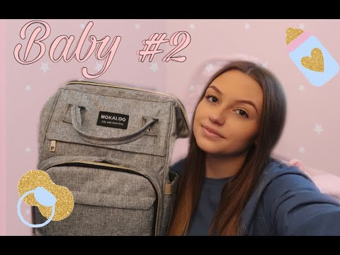 WHATS IN MY BABYS HOSPITAL BAG FOR LABOR AND DELIVERY 2020 | Teen Mom | Pregnant at 15 & 18