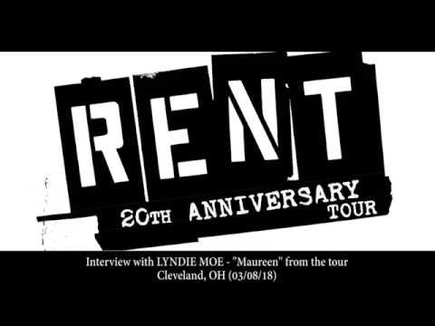 RENT interview with LYNDIE MOE (