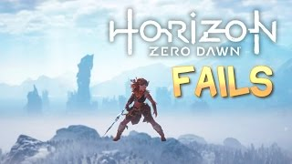 Horizon Zero Dawn FAIL Compilation