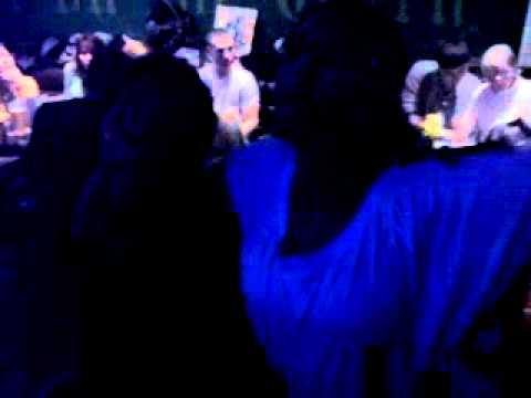 Karaoke In Willesden Green With The Girlies