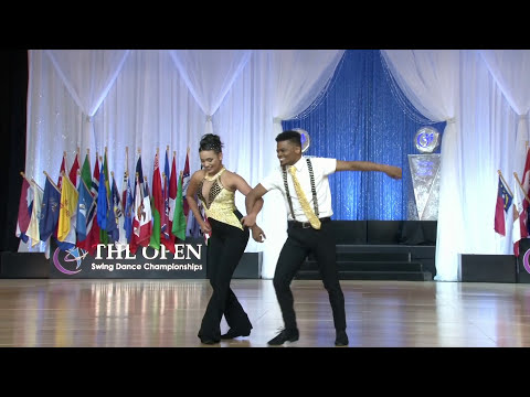 THE OPEN 2017 - Igor Pitangui & Rayane Calixto - 2nd Place Rising Star (La la Land)