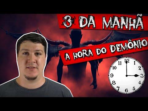 3 da Manhã: A Hora do Demônio