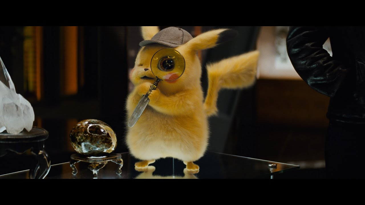 Pokemon Detective Pikachu | Now Showing | Book Tickets | VOX Cinemas UAE