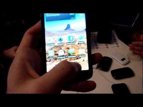 ZTE Skate Smartphone im Hands On