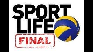 Ленсовета - Меркурий (2:1), мужчины, 17.11.2017, волейбол SPORTLIFE