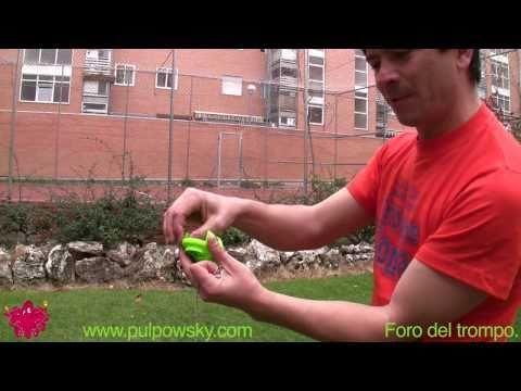 Cómo equilibrar un trompo que vibra. Por Gustavo Castro.