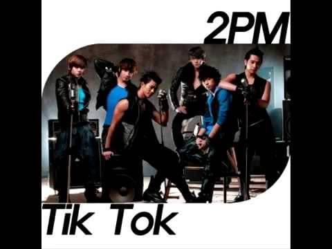 Tik Tok - 2PM ft. Yoon Eun Hye (Lyrics in Description)