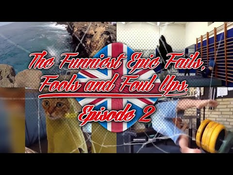Episode 2 #thefunniestepicfailsfoolsandfoulups try not to laugh at the gym fails & cute funny cats