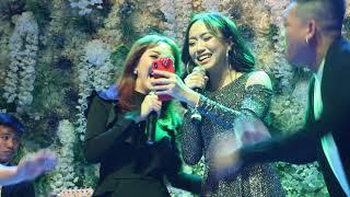 Thu Trang và Diệu Nhi ngẫu hứng song ca Duyên phận