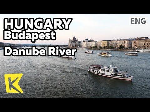 【K】Hungary Travel-Budapest[헝가리 여행-부다페스트]도나우 강의 진주/Danube River/Pearl/Amphibious vehicle/Bus