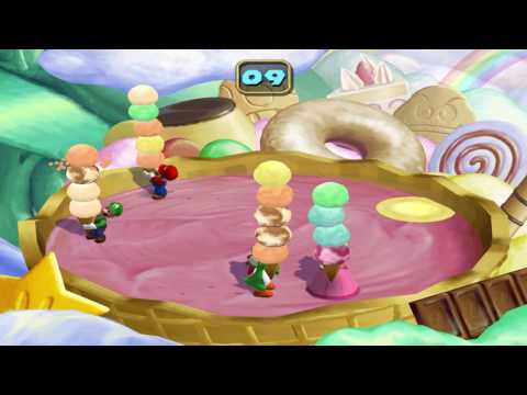Mario Party 5 - Coney Island