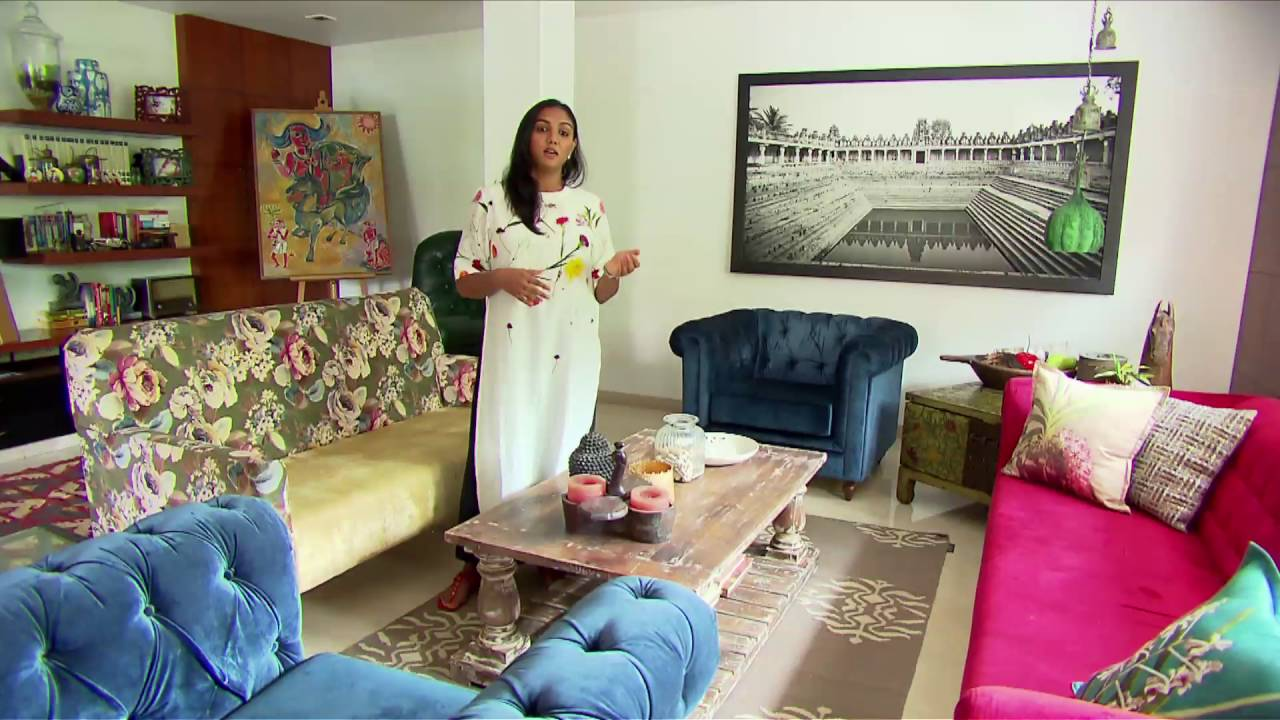 Room Therapy U0026 Sona Reddy On Luxe Interiors, NDTV Goodtimes   YouTube
