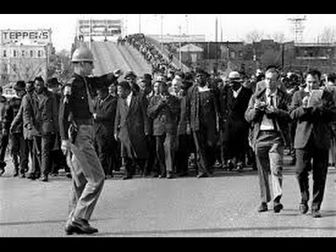 07-29-14-Clip 01-The Battle at Edmund Pettus Bridge-The National Black Feminist Book Group