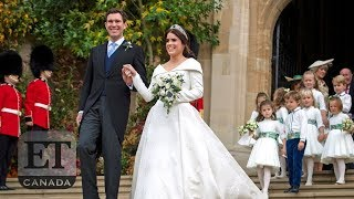 Highlights From Princess Eugenie's Wedding | ROYALS