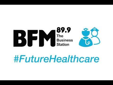 Doctor2U- CFO- Keegan Flynn interviewed by BFM Radio Malaysia