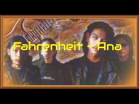 Fahrenheit - Ana