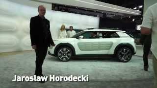 Citroen Cactus Concept 2013 Videos