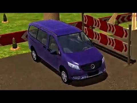 Racing in Car - Car Parking Simulator Game - iPad Gameplay