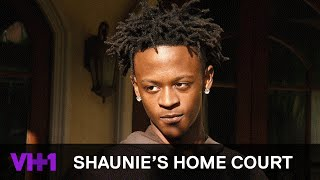 myles doesnt want shaunie oneal to go to nyc with him sneak peek shaunies home court