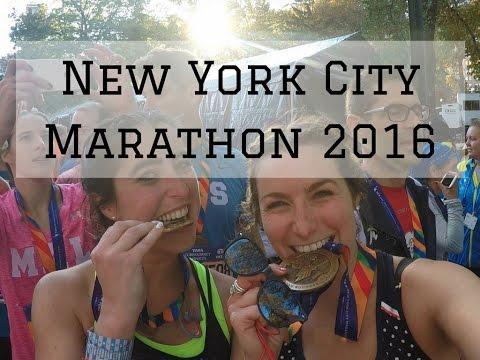 The Runner Beans: New York City Marathon 2016