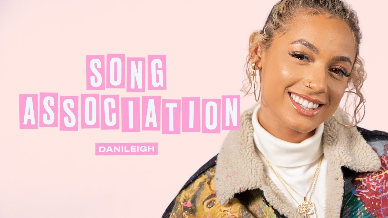 DaniLeigh Sings Beyoncé, Alicia Keys, and Norah Jones in a Game of Song Association | ELLE
