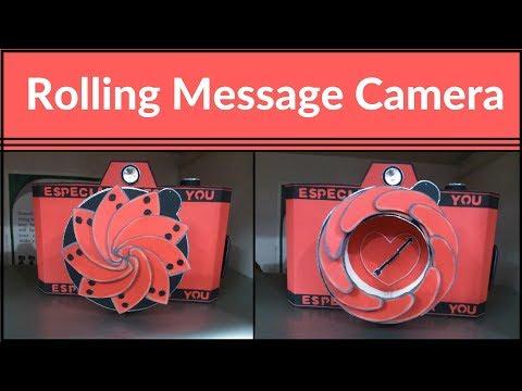Unique Instax Card Tutorial   Instax Camera Card   Handmade Gift for Boyfriend   Gift Ideas