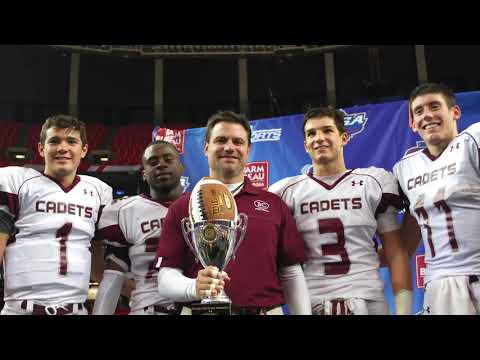 Benedictine Military School Homecoming football hype video