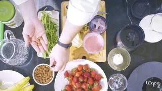 Алексей Семенов: летние рецепты с iCook Блендером