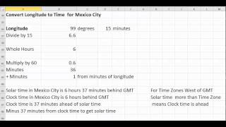 Chinese Astrology Tips - Adjusting for Solar Time for Ba zi/Bazi/Four Pillars Charts