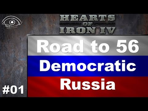 HoI4 - R'56- Democratic Russia - 01