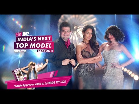 India's Next Top Model' Season 2 - 9th October 2016 | Lisa Haydon, Dabboo Ratnani