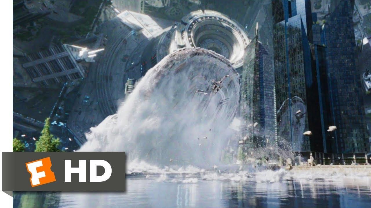 Download Star Trek Beyond (2016) - Yorktown Chase Scene (9/10)   Movieclips