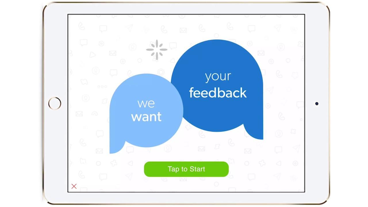 net promoter score survey template quicktapsurvey youtube