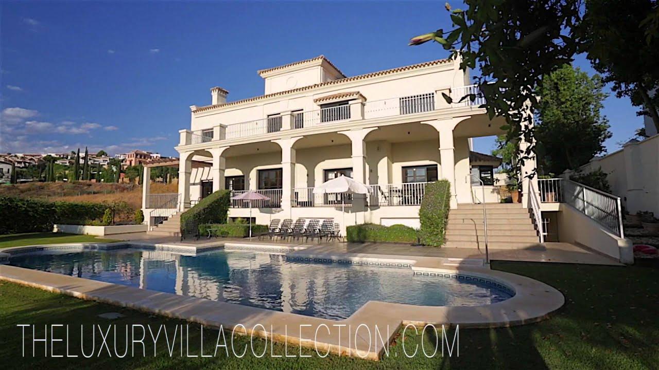 Villa Roma, 5 bedroom luxury family rental in Los ...