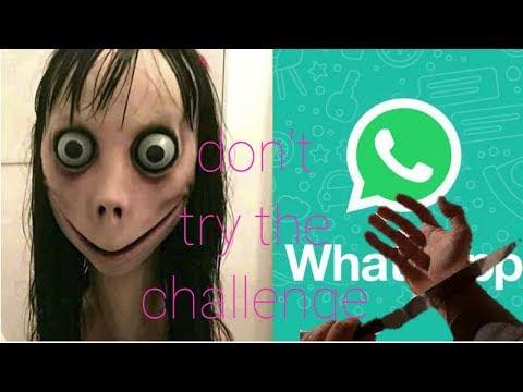 Momo | Momo Challenge Whatsapp