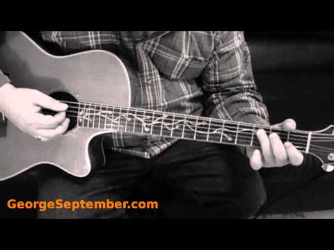 How to play IN THE GHETTO by Elvis Presley on Guitar - Beginner