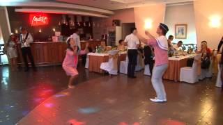 Свадебный конкурс «Лучшая танцевальная пара вечера»